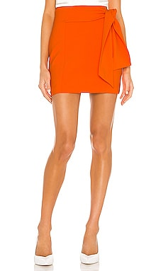 Riva Mini Skirt Alice + Olivia $250