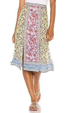 Athena Mid Length Skirt Alice + Olivia $350