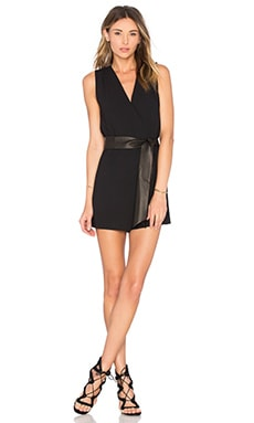 Lyndi Romper in Black