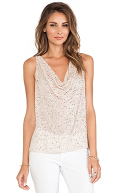 Lucy Embellished Trapeze Top