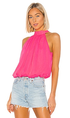 TOP HALTER MARIS Alice + Olivia $195