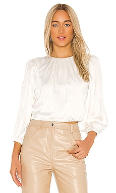 Avila Crop Top Alice + Olivia $285 NEW ARRIVAL