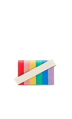Rainbow Crossbody en Imprimé