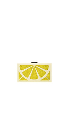 Cindy Lemon Clutch