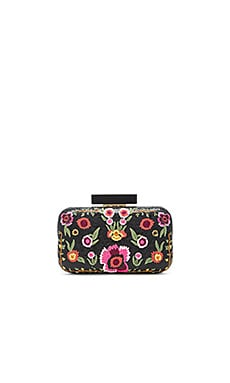 Bohemian Large Clutch in Multi