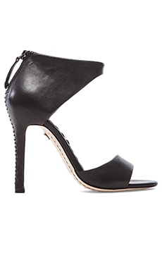 Alice + Olivia Gretchen Heel in Black