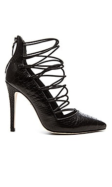 Alice + Olivia Tahara Heel in Black