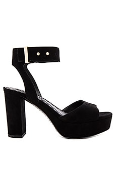 Parker Sandal in Black