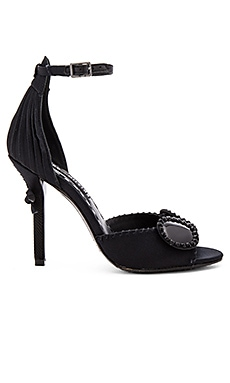 Alice + Olivia Stace Sandal in Black