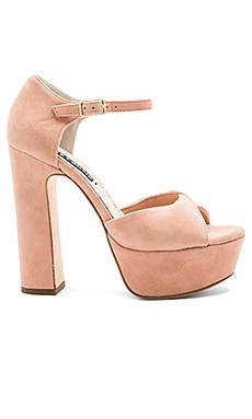 Layla Platform in Dusty Rose