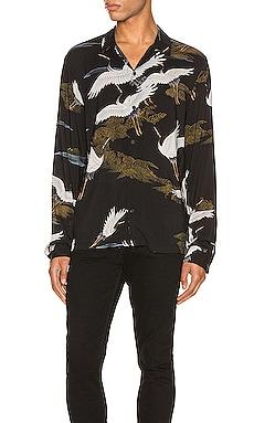 Yonder Long Sleeve Shirt ALLSAINTS $145