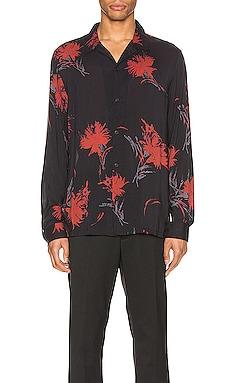 Рубашка с длинными рукавами arboretum - ALLSAINTS