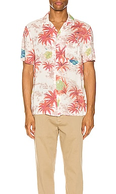 KANALOA SHORT SLEEVE SHIRT 쇼트슬리브 셔츠 ALLSAINTS $91