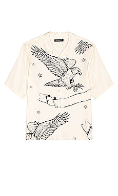 Otis Eagle Shirt ALLSAINTS $139