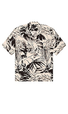 Lanai Shirt ALLSAINTS $139 NEW