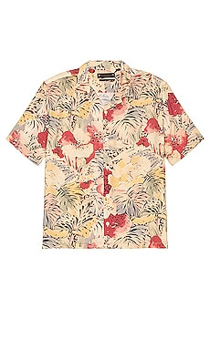Wailea Shirt ALLSAINTS $139 NEW