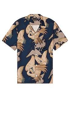 Wader SS Shirt ALLSAINTS $139