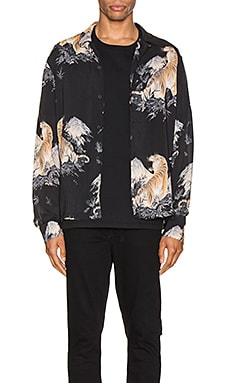 Kayan Long Sleeve Shirt ALLSAINTS $83