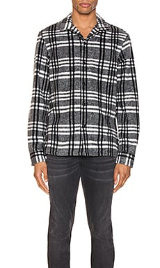 Zenith Long Sleeve Shirt ALLSAINTS $165