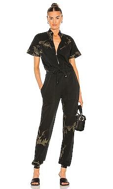 Kayla Tie Dye Jumpsuit ALLSAINTS $259