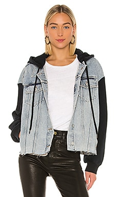 Milena Hooded Jacket ALLSAINTS $165 BEST SELLER