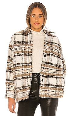 Luella Check Jacket ALLSAINTS $305