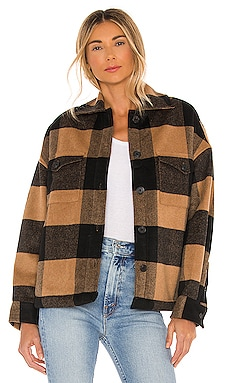 Luella Check Jacket ALLSAINTS $355 BEST SELLER