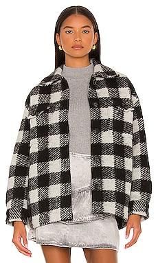 Fenix Check Jacket ALLSAINTS $369