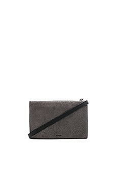 Fetch Chain Wallet Crossbody ALLSAINTS $148 BEST SELLER