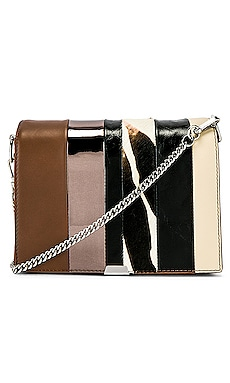 Captain Multi Flap Shoulder Bag ALLSAINTS $298