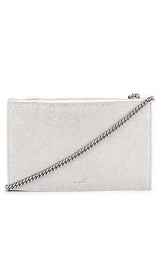 Glitz Chain Wallet Crossbody ALLSAINTS $148