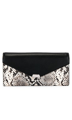 Sliver Chain Wallet Crossbody ALLSAINTS $118