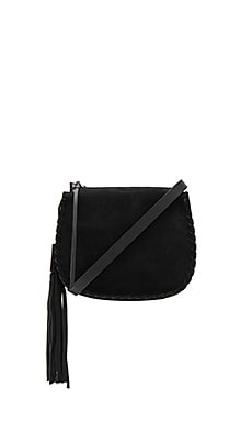 Mori Crossbody in Black