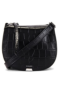 SAC À BANDOULIÈRE POLLY SMALL ROUND ALLSAINTS $298 BEST SELLER