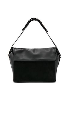 Maya Shoulder Bag in Black