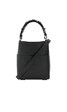 Maya Mini Tote in Black