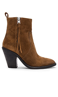 Lorna Bootie in Tan