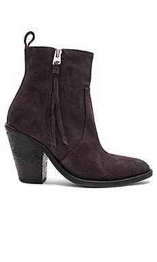Lorna Bootie in Grey