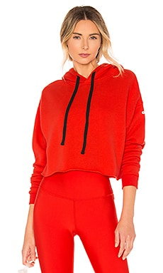Cropped Hoodie alo $76
