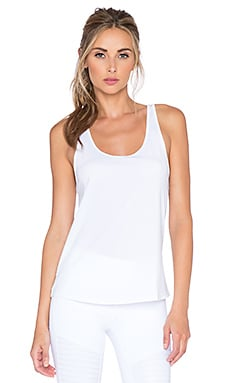 alo Dalia Tank in White