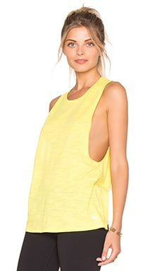 alo Breeze Tank in Zest