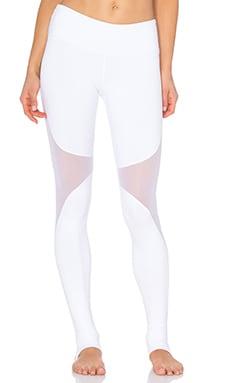 Coast Legging in White & White