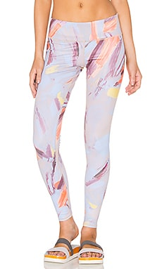 Airbrush Legging in Modernist Multi