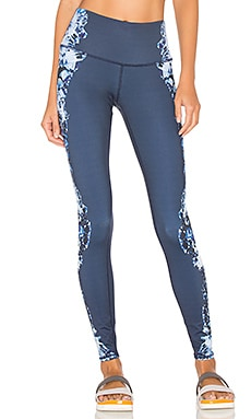 High Waist Airbrush Legging