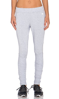 alo Yen Sweatpant in Athletic Heather