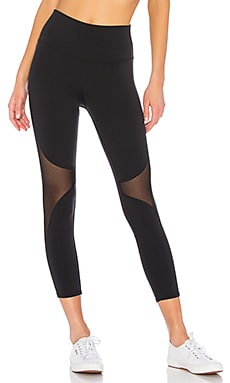 High Waist Coast Capri Legging alo $94