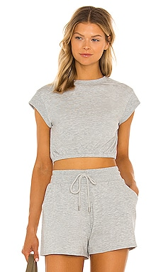 Dreamy Crop Short Sleeve Top alo $59 MÁS VENDIDO