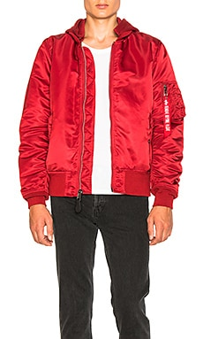 MA 1 NATUS 보머 ALPHA INDUSTRIES $165
