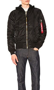 CAZADORA ALPHA INDUSTRIES $165