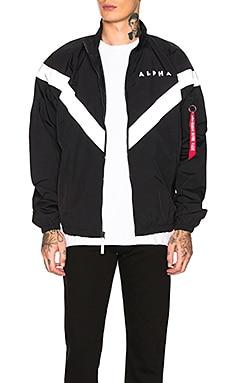 PT Track Jacket ALPHA INDUSTRIES $75